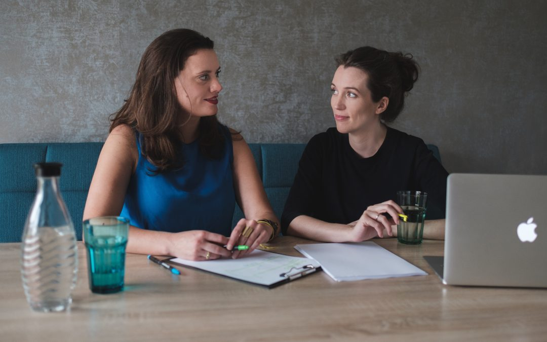 Katharina Leistenschneider über ihren Job als Service Designerin