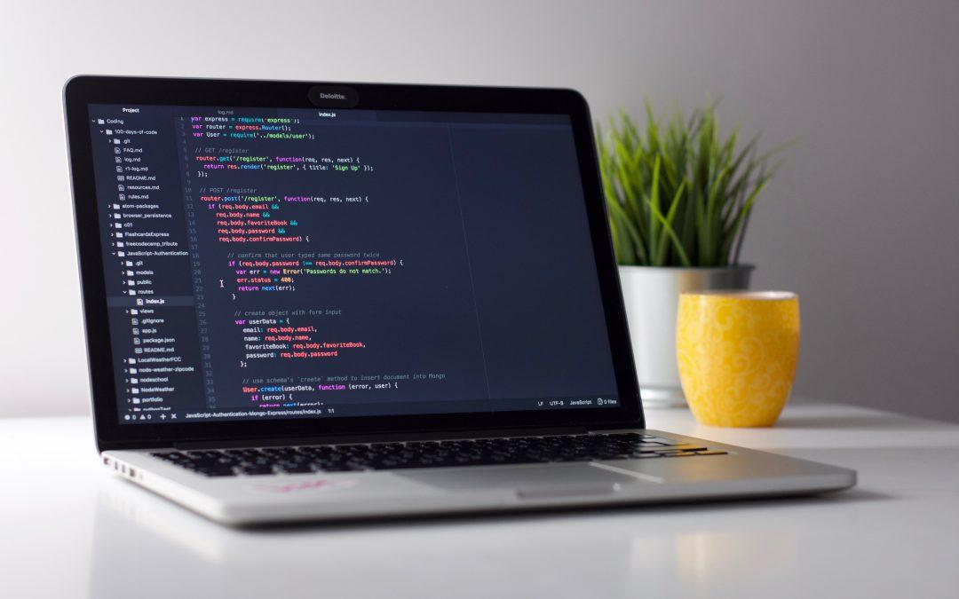 Mein nächster Job: Von der Sozialwissenschaftlerin zur Software-Entwicklerin