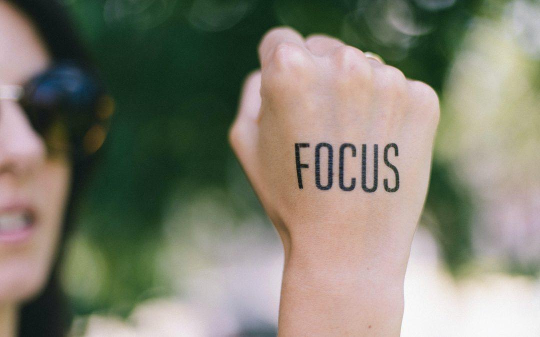 Fokus finden: 5 Tipps um das Wesentliche zu erkennen