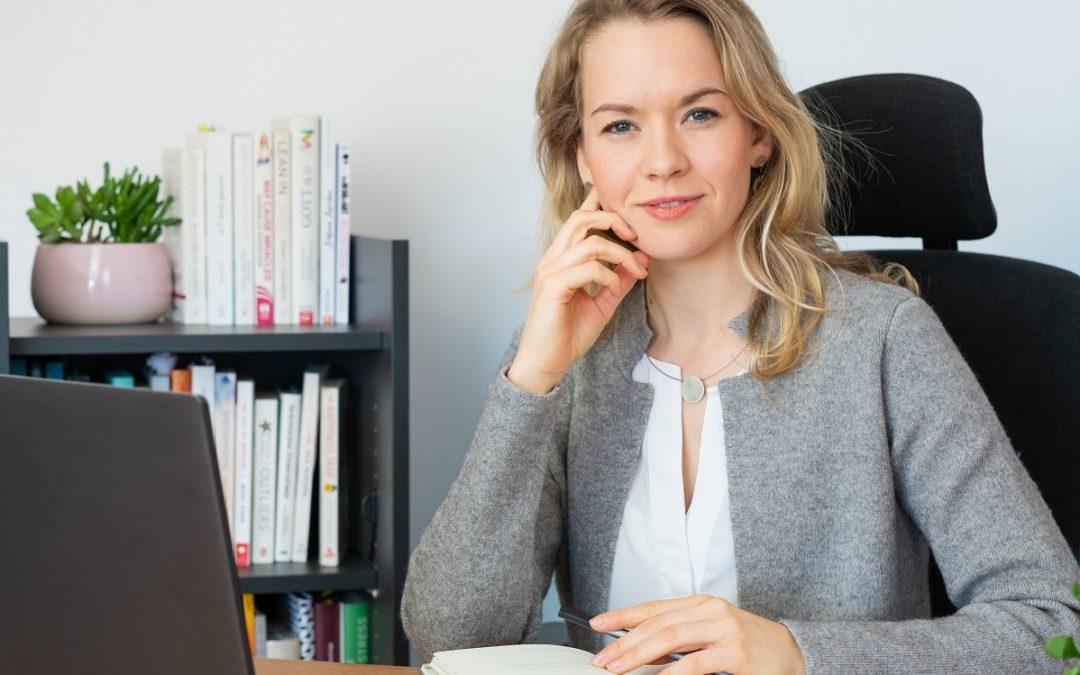 Mit Business Journaling beruflich das nächste Level erreichen – Mit Maxine Schiffmann